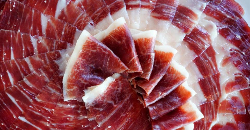 Qué es el veteado del jamón, te lo contamos